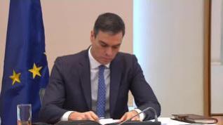Sánchez quiere reeditar los Pactos de La Moncloa