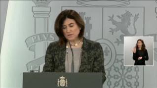 España registra un repunte con 743 muertos tras cuatro días de caídas