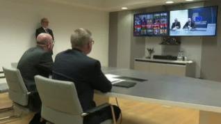 El Eurogrupo no logra un acuerdo y volverá a reunirse mañana