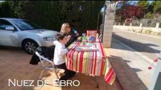 Un bingo a distancia para todos los vecinos en Nuez de Ebro