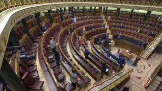 Un minuto de silencio en el Congreso por los fallecidos por el coronavirus