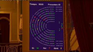 El Congreso aprueba la prórroga del estado de alarma hasta el 26 de abril