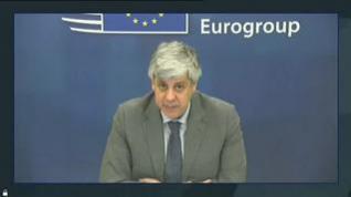 Acuerdo en el Eurogrupo sobre las ayudas para la crisis del coronavirus