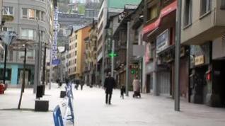 Una hora cada dos días para salir a la calle en Andorra.mp4