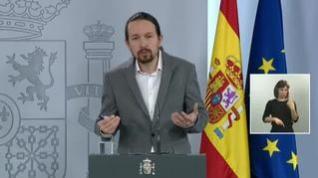 Pablo Iglesias pide perdón a los niños por las informaciones erróneas