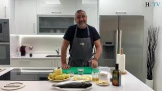 Cocina con Segarra: Lubina al orio