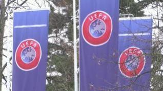 La UEFA recomienda finalizar los campeonatos nacionales si la pandemia lo permite