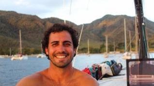 """Zaragozano atrapado en el Caribe: """"Llevamos mes y medio sin pisar tierra, con escasez de alimentos"""""""