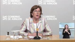 Aragón suma 14 muertos y 87 contagios con coronavirus en las últimas 24 horas