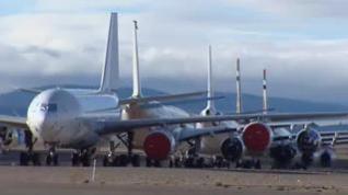 Aeropuerto de Teruel: cuando no tener viajeros es un buen negocio