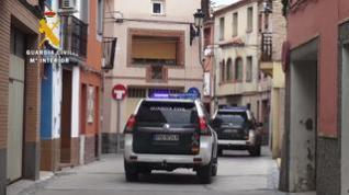 Vigilancia en medio rural en las localidades de La Almunia y Alfamén