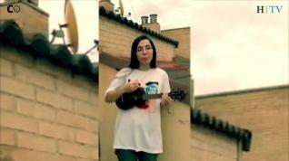 Música en tiempos de coronavirus con Marina Villuendas y su canción 'White Hair'