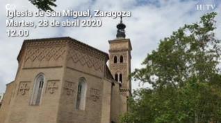 Las campanas de las iglesias tocan al unísono todos los días a las 12.00