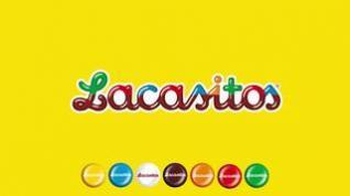 Pastel arcoíris Lacasitos