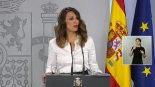 Gobierno y agentes sociales pactan alargar los ERTE más allá del estado de alarma