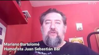 Humor en tiempos de coronavirus con Mariano Bartolomé