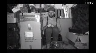 Humor en tiempos de coronavirus con Óscar Sánchez y su película en blanco y negro