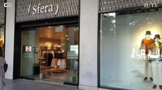 Las tiendas de más de 400 metros reabren sus puertas, excepto en las grandes superficies