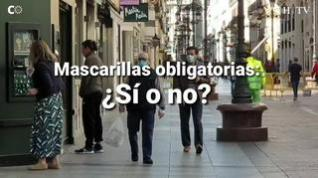 Mascarillas obligatorias: ¿Sí o no?