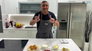 Cocina con Segarra: Falso tiramisú de fresa