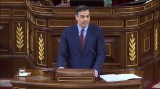 """Sánchez: """"La prórroga que pedimos es de 15 días, ni un día más"""""""