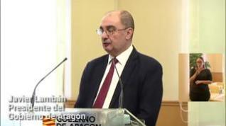 Aragón pide que las tres provincias pasen a la fase 2 y que se permita la movilidad entre ellas
