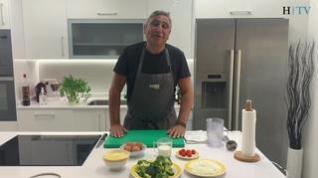Cocina con Segarra: Pastel de brócoli
