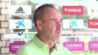 "Víctor Fernández: ""Espero un fútbol desnaturalizado, silencioso, otro deporte"""