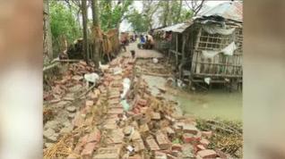 Un ciclón deja al menos 84 muertos en la India y Bangladesh