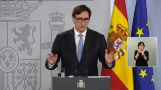 """Illa: """"Toda España va a estar ya al menos en fase 1 y el 47% de la población, en fase 2"""""""