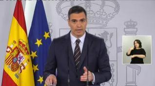El Gobierno anuncia el luto oficial más prolongado de la historia democrática a partir del martes