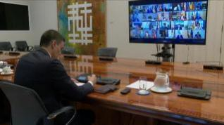 Undécima reunión de Sánchez con los presidentes autonómicos