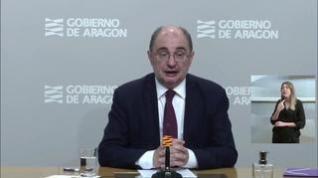 Los bares y restaurantes de Aragón podrán ocuparse al 50% a partir de este lunes