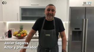 Cocina con Segarra: Ternera con salsa de espárragos