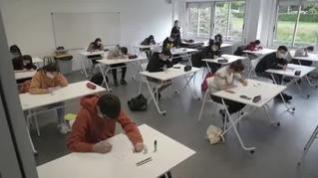 Así está siendo el regreso a las aulas en el País Vasco y Galicia
