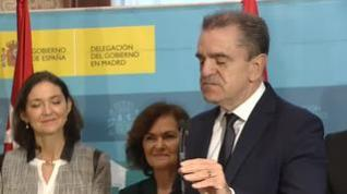 La juez cita a declarar como imputado al delegado del Gobierno en Madrid por la marcha del 8-M
