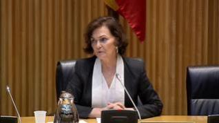 Calvo dice que el Gobierno buscará una sexta y última prórroga del estado de alarma