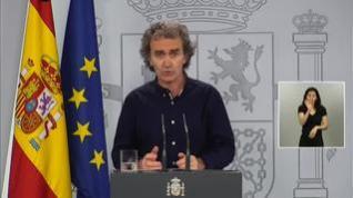 Fernando Simón aclara que no hay rebrotes en España y pide prudencia