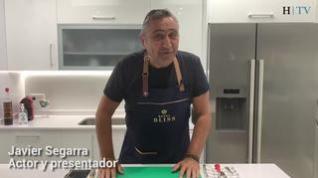 Cocina con Segarra: Hojaldre helado con chocolate caliente