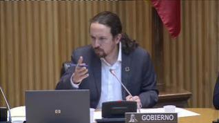 "Iglesias: ""A Vox le gustaría dar un golpe de estado, pero no se atreven"""