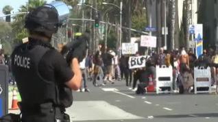 Los disturbios se extienden por todo Estados Unidos