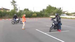 Arrancan los primeros exámenes prácticos y teóricos para el carnet de conducir
