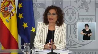 """Montero: """"Marlaska cuenta con todo el apoyo del Gobierno"""""""