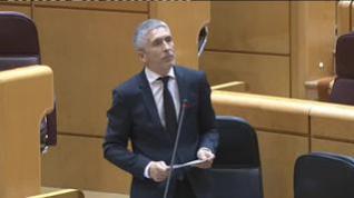 Marlaska recuerda al PP que la filtración de documentos es un delito de descubrimiento de secretos