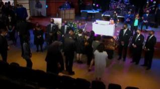 Emotivo funeral de George Floyd en Minneapolis, ciudad donde fue asesinado