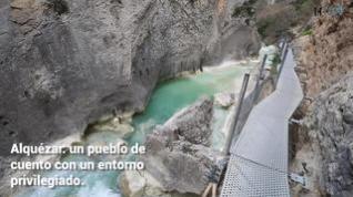 Alquézar: en el corazón de la montaña, con el río a los pies