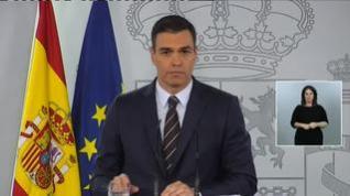 Sánchez anuncia que 255.000 ciudadanos cobrarán el Ingreso Mínimo Vital el 26 de junio