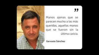 'No estarás solo', la campaña para la investigación de la covid-19 de b-vocal y Gervasio Sánchez