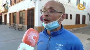 """Salomón Amador: """"Me asusté. Se metió en mi coche después de intentar atropellarle"""""""