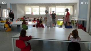 El Colegio Británico de Aragón reabre sus puertas para los alumnos de 2 a 5 años